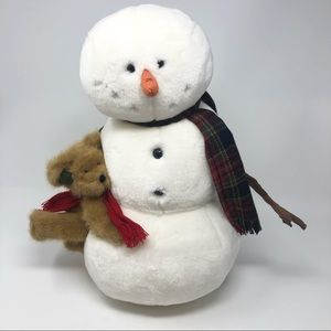 NWT Boyds Bears Chilly and Lil' Willy Snowman